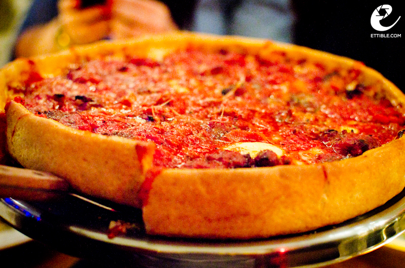 Emmett's Deep-Dish NYC Pizza
