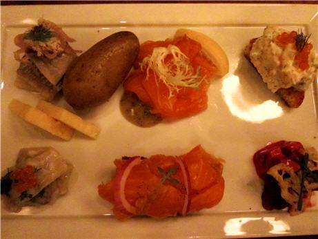 Nyc restaurant reviews aquavit scandinavian midtown east for Aquavit and the new scandinavian cuisine