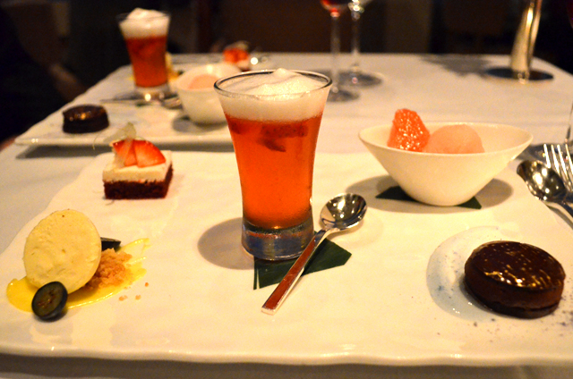 Asiate NYC Tasting Menu