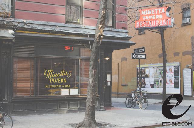 Minetta Tavern NYC