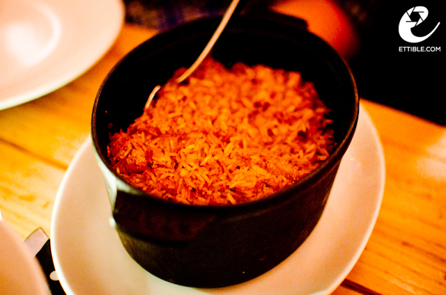 Momofuku Ma Peche Chicken/Lamb and Rice, NYC