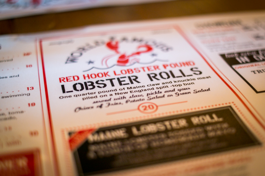Red Hook Lobster Pound, NYC