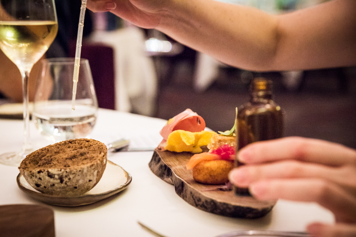 The Tasting Menu at Senses in Warsaw - Poland