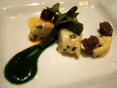 Tocqueville NYC Tasting Menu