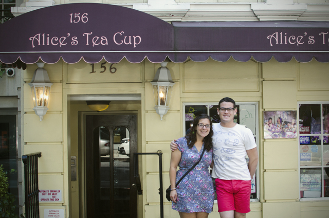 Alice's Tea Cup NYC