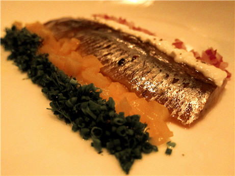 Aquavit Nyc Restaurant Week Menu