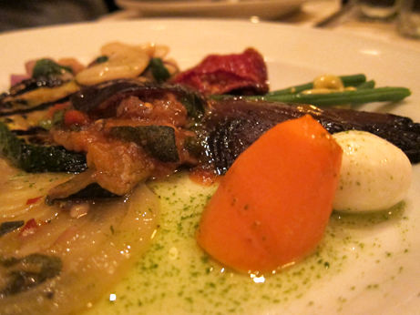 Becco Restaurant Dinner Menu