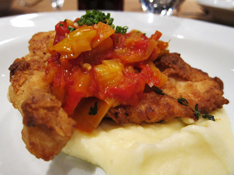 Craftbar Fried Chicken Breast