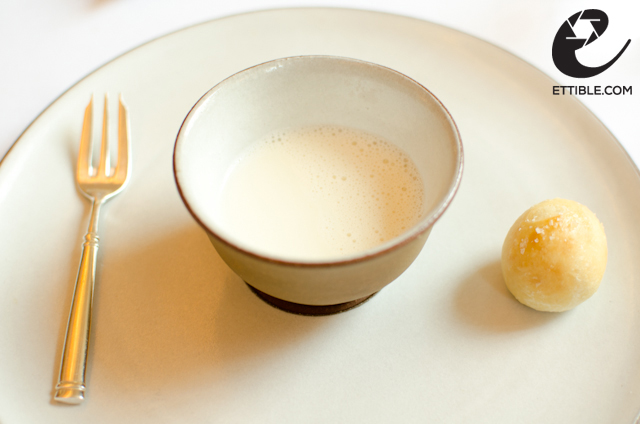 Eleven Madison Park Tasting Menu, NYC