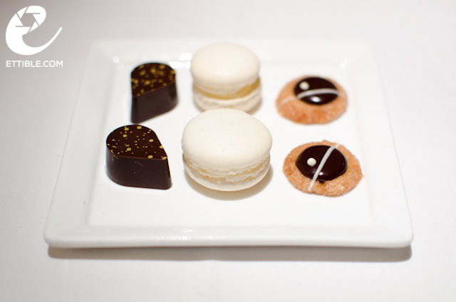 Gramercy Tavern Lunch Tasting Menu