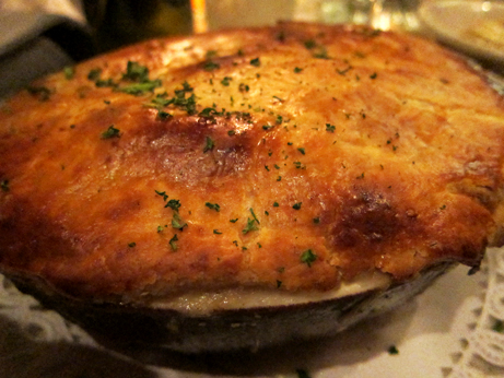 Kennedy's Chicken Pot Pie