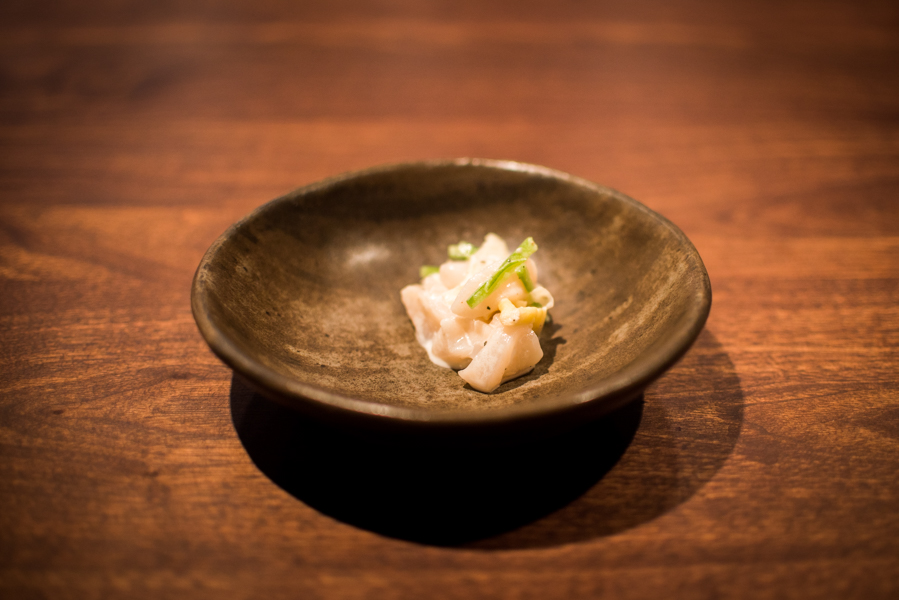The Tasting Menu at Momofuku Ko, NYC