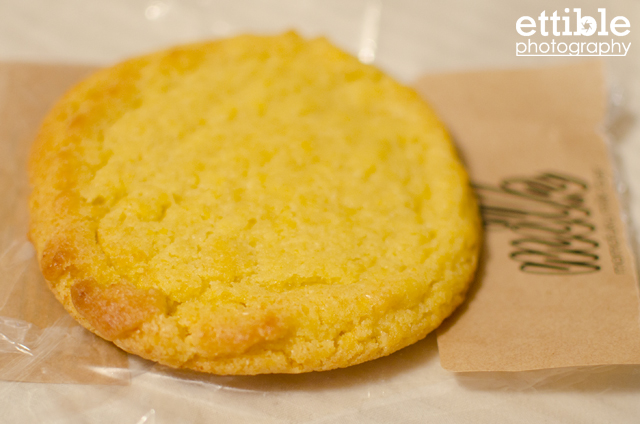 Momofuku Milk Bar Corn Cookie
