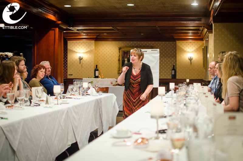 Musical Pairing Dinner with Barbara Werner, Ruth's Chris Steakhouse, NYC
