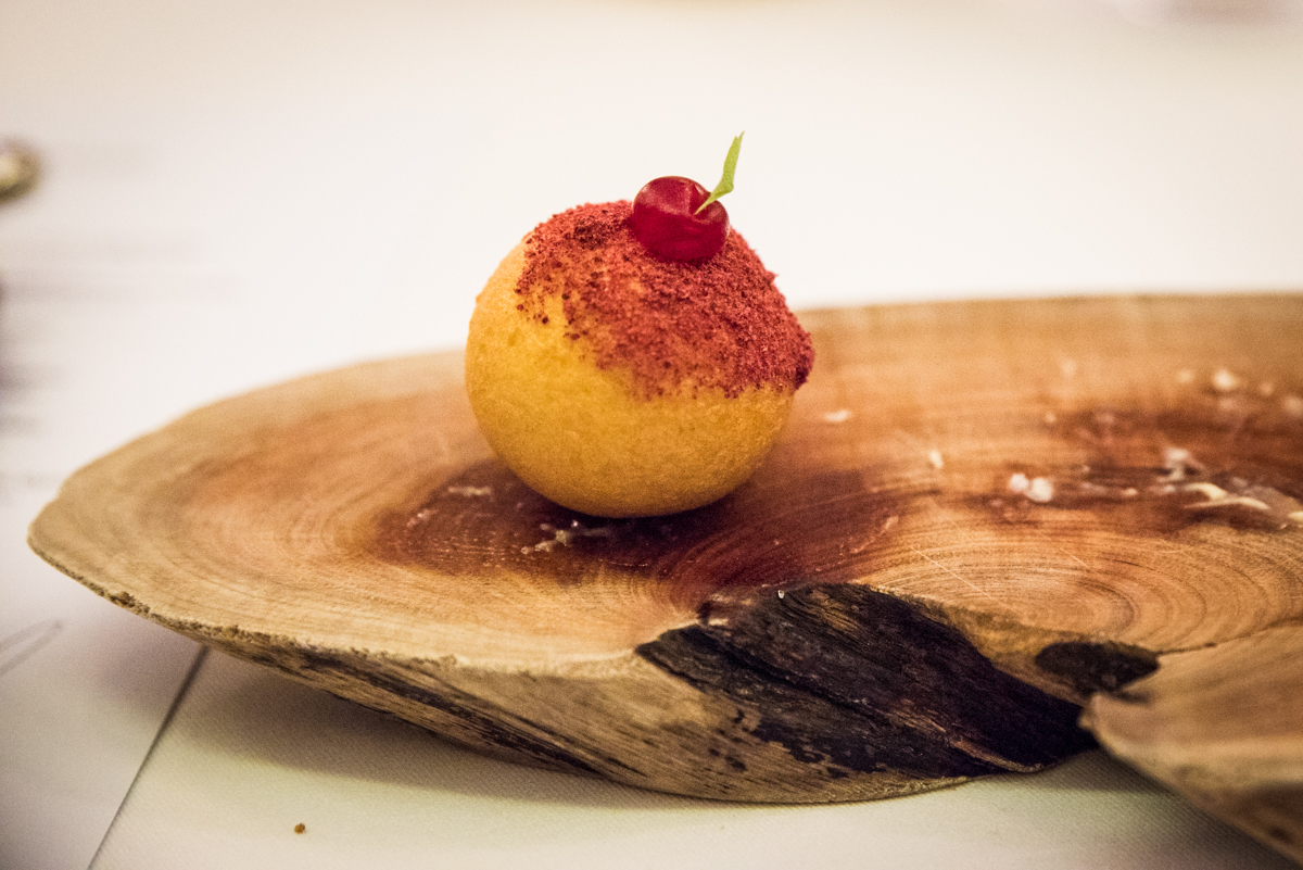 The Tasting Menu at Senses in Warsaw - Poland