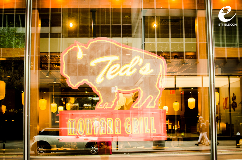 Ted's Montana Grill, NYC