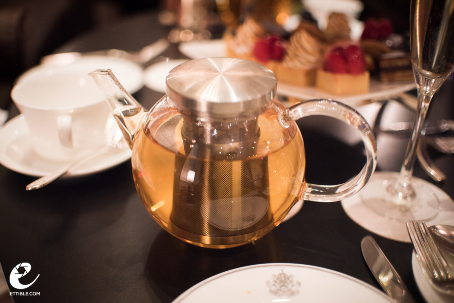 Afternoon Tea Service at The Pierre Hotel, NYC