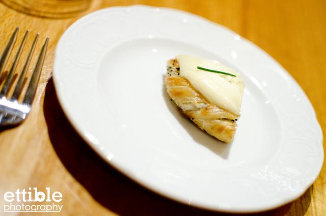 Torrisi Italian Specialties NYC Tasting Menu